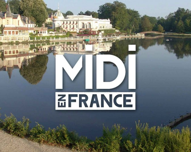 Midi en France en direct de Bagnoles de l'Orne