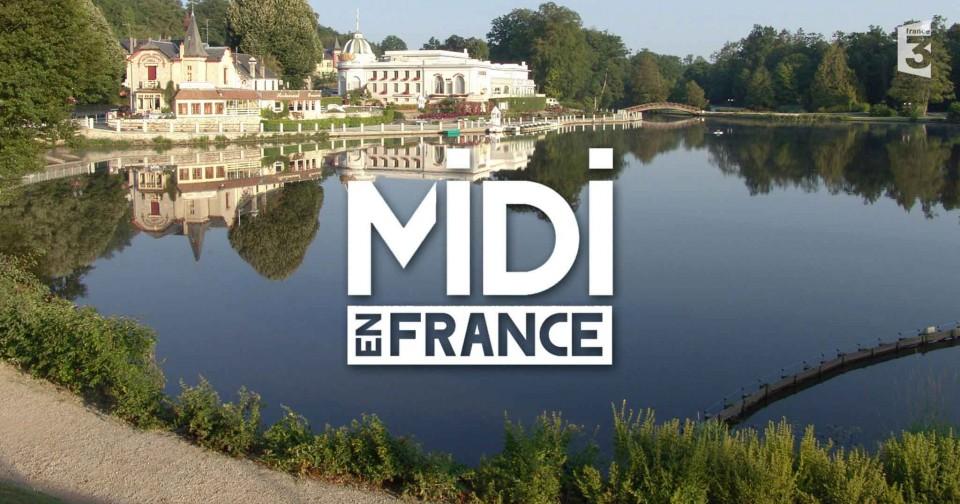Midi en France en direct de Bagnoles de l'Orne