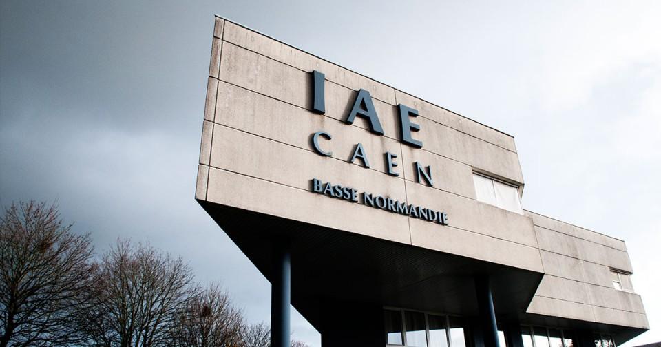 Les sept axes prioritaires de l'IAE Caen