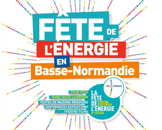 Fête de l'énergie en Basse-Normandie !
