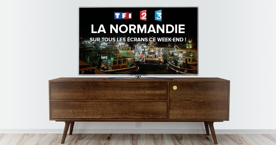 La Normandie sur tous les écrans