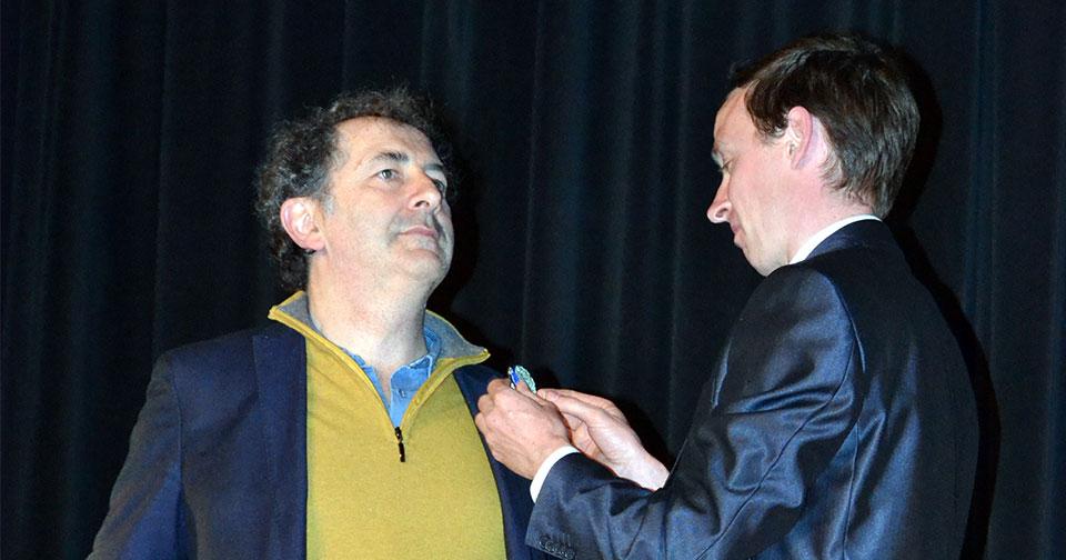 Le prix AOC remis à François Morel