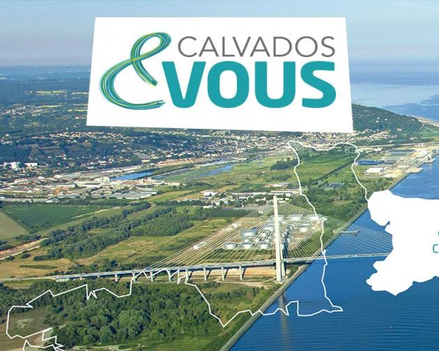 Calvados&Vous, la plateforme web