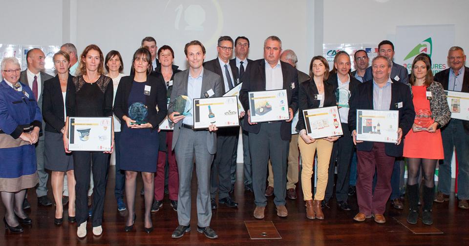 Résultats des 10e Trophées de l'agroalimentaire Normandie