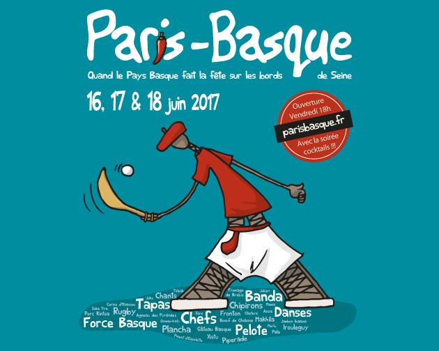 Paris-Basque is back!