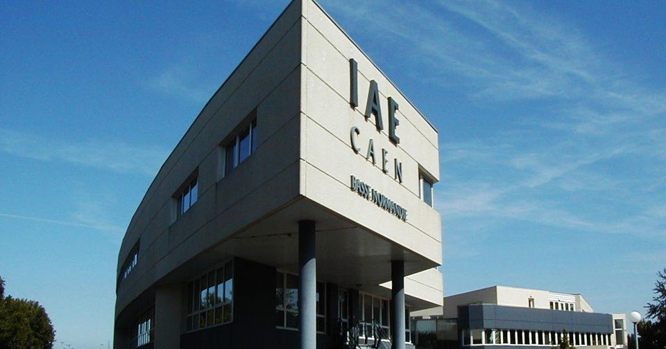 I.A.E Caen