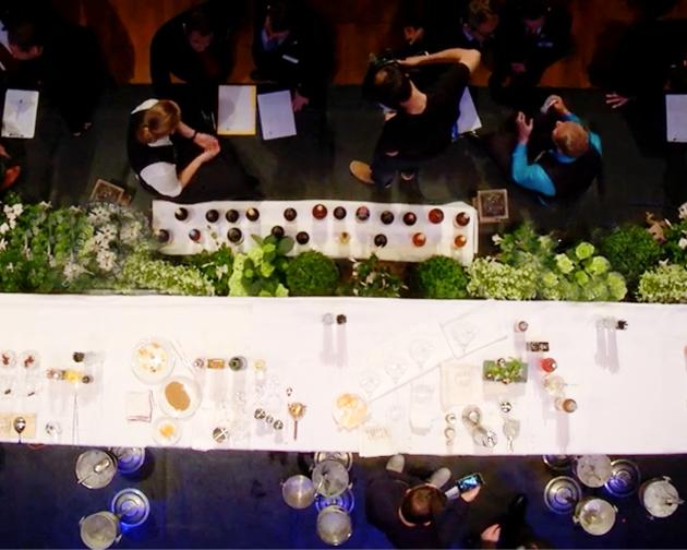 Les Trophées Internationaux des Calvados 2017